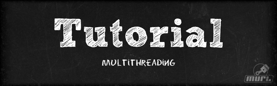tutorial multithreading